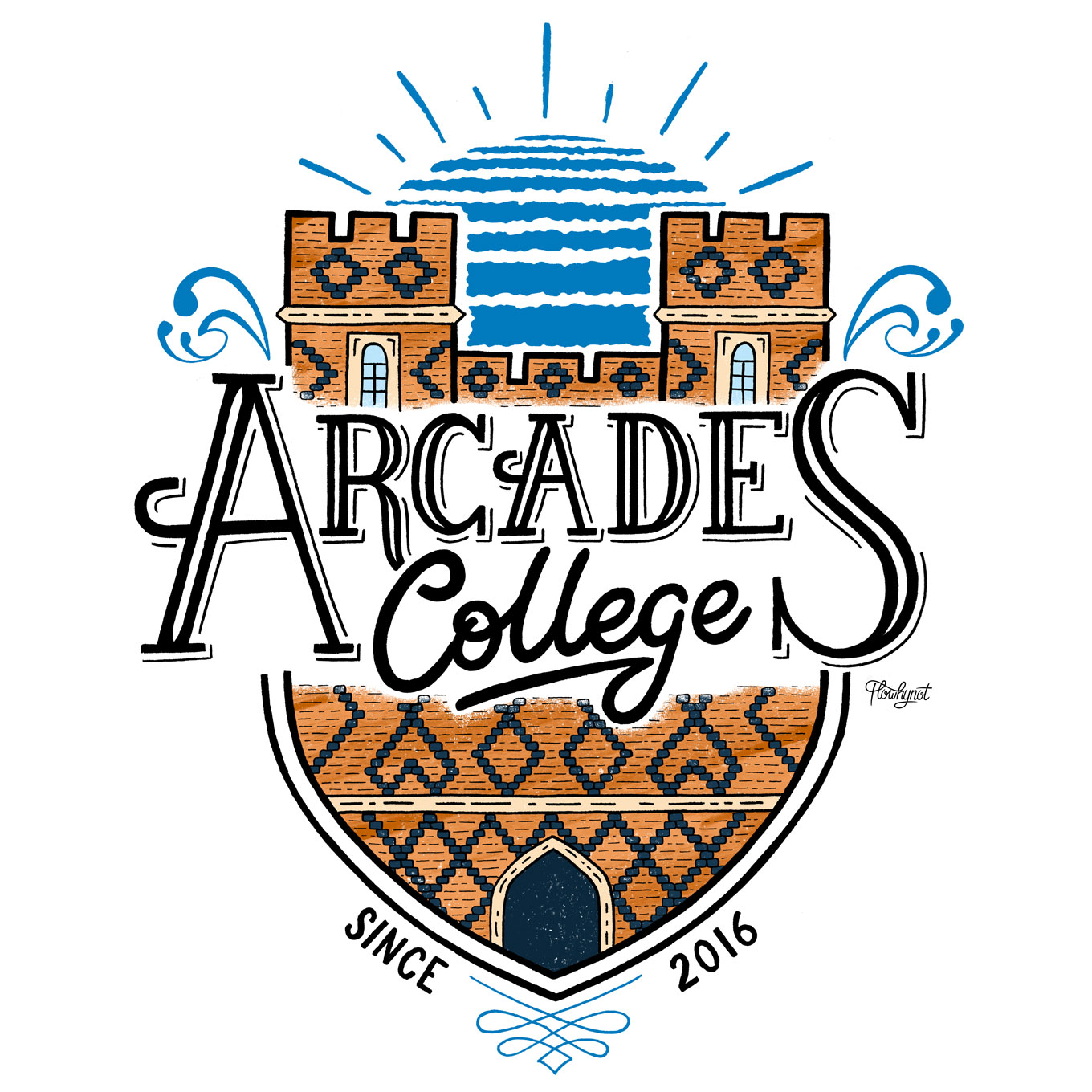 arcades-college-flowhynot